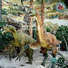 Life size dinosaurio mecánico en venta