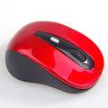 Últimas USB Mini Computer Mouse Óptico sem fio FCC Padrão