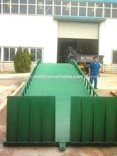 hidráulica estacionaria rampa de muelle