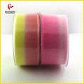 2013 venta al por mayor de organza de seda de la cinta
