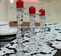 Hecho en china baratos de cristal pilar vela stand para el hogar decoration(r- 2287