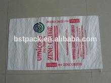 2014 envases Alibaba alta calidad bolsas de cemento de polipropileno tejido