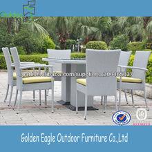 muebles de jardín al aire libre
