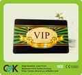 Tarjeta de visita GetSmart Fabricante Impresión plástico, tarjeta de PVC para Diseño Personalizado