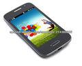 "Teléfono celular Android S4 MINI smartphone 4 "", sim dual, 1GHz"