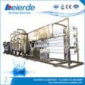 10 toneladas de agua de ósmosisinversa sistema de tratamiento por hora para extraer el agua, csd y el jugo