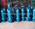 Dactylographiez à abrasion de CMWQ les eaux d'égout résistantes pompe à eau centrifuge