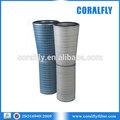 hecho en china la venta caliente de alta eficiencia de gas de la turbina de aire de admisión filtro de p191280 p191281