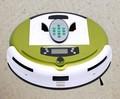 Usine 100% nouveau design ce rohs tapis machine de nettoyage, sec et humide aspirateur robot