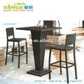 en la silla de plástico al por mayor de sillas de ratán vietnam no hay mesa plegable