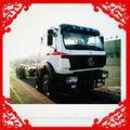 8*4 12m 70 ton 371HP 276kw chasis de camiones pesados