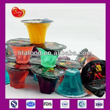 partido bebida sabor de la fruta jalea de alcohol