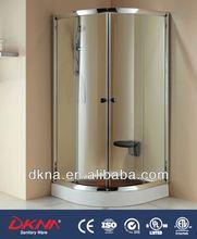 CHINA ducha de cristal fabricante del gabinete recinto de la ducha