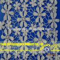 yjc18228 bordado a mano de flores diseños cuerda de tela de encaje