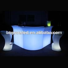 La luz led de arriba de la barra comercial contador/iluminado led barra de muebles
