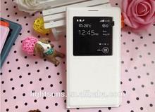 De alta calidad leahter cubierta del teléfono móvil para samsung galaxy nota 3, n9000