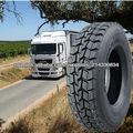 22.5 neumáticos sin cámara 295/80R22.5 neumáticos para camiones