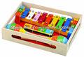 Juguete de madera instrumentos musicales con estilo de moda