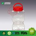 grande plástico pet potes de doces para venda