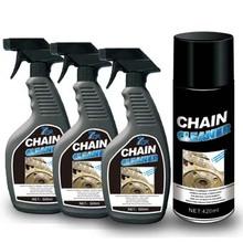 limpiador de la cadena