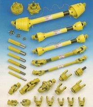 """Seis ranhura 1 3/8 """"Eixo de transmissão / Peças de reposição para equipamentos usados; rototiller, cortadores, espalhadores de f"""