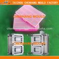 de inyección de caja cuadrada de plástico fabricante de moldes