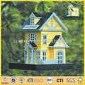 De madera casas del pájaro, de madera de pequeñas casas del pájaro, casa del pájaro decorativos