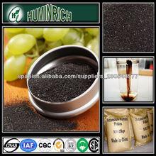 Huminrich Shenyang brillante negro 70% humato de potasio