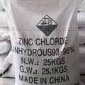 cloruro de zinc 98%