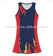 la sublimación de las señoras vestido baloncesto