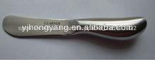 mantequilla de aceroinoxidable cuchillo con mango hueco