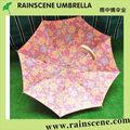 chino para centros de mesa de la boda paraguas de la moda