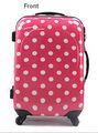 abs y pc trolley luggage ,travel luggage set