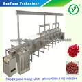 hierba de la máquina de secado/túnel microondas secadora