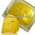 de la cantidad de nuevos productos de oro 24k profunda hidratación facial máscara de tratamiento para el cuidado de la cara