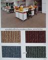 pp sy8500 azulejo de la alfombra comercial con el respaldo del betún