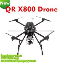 Dernières moteur Brushless QR X800 FPV GPS Drone RC Quadcopter BNF RTF hélicoptère VS QR X350 pro drone avec caméra