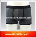 Excedentes de stock boxer para hombres, ropa interior para hombres, 13100818