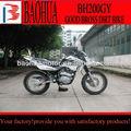 Baratos bicicletas de la suciedad de la motocicleta bh200gy-3