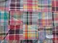Tela algodón tejido patchwork