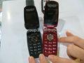 De alta qualidade com menor preço X6 911 A7 f1 forma do carro de telefone celular