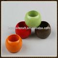 Huanan coloridos maderas servilleteros