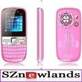 2012 vuelos baratos de China Mobile Teléfono Celular Q97 con 3 chips WiFi TV Gran Orador Teclado Qwerty Quad Band