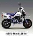 Skyteam 50cc 4 tempos MOTO BAJA