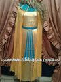 Egipto faraónico Oro Queen Disfraces para Halloween