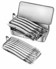 Hegar uterino dilatador de alta calidad en acero inoxidable en los instrumentos quirúrgicos
