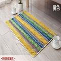 De alta calidad decorativa alfombras anti- deslizamiento de la alfombra de la puerta
