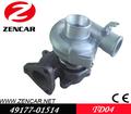 TD04 turbo para Mitsubishi L200 com motor 4D56 49177-01514,MR355221