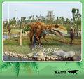 life size dinosaur costume Velociraptor