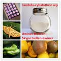Insecticidas lambda- cihalotrina 10% wp 15% wp control de lepidópteros, coleópteros y la mitad de malla